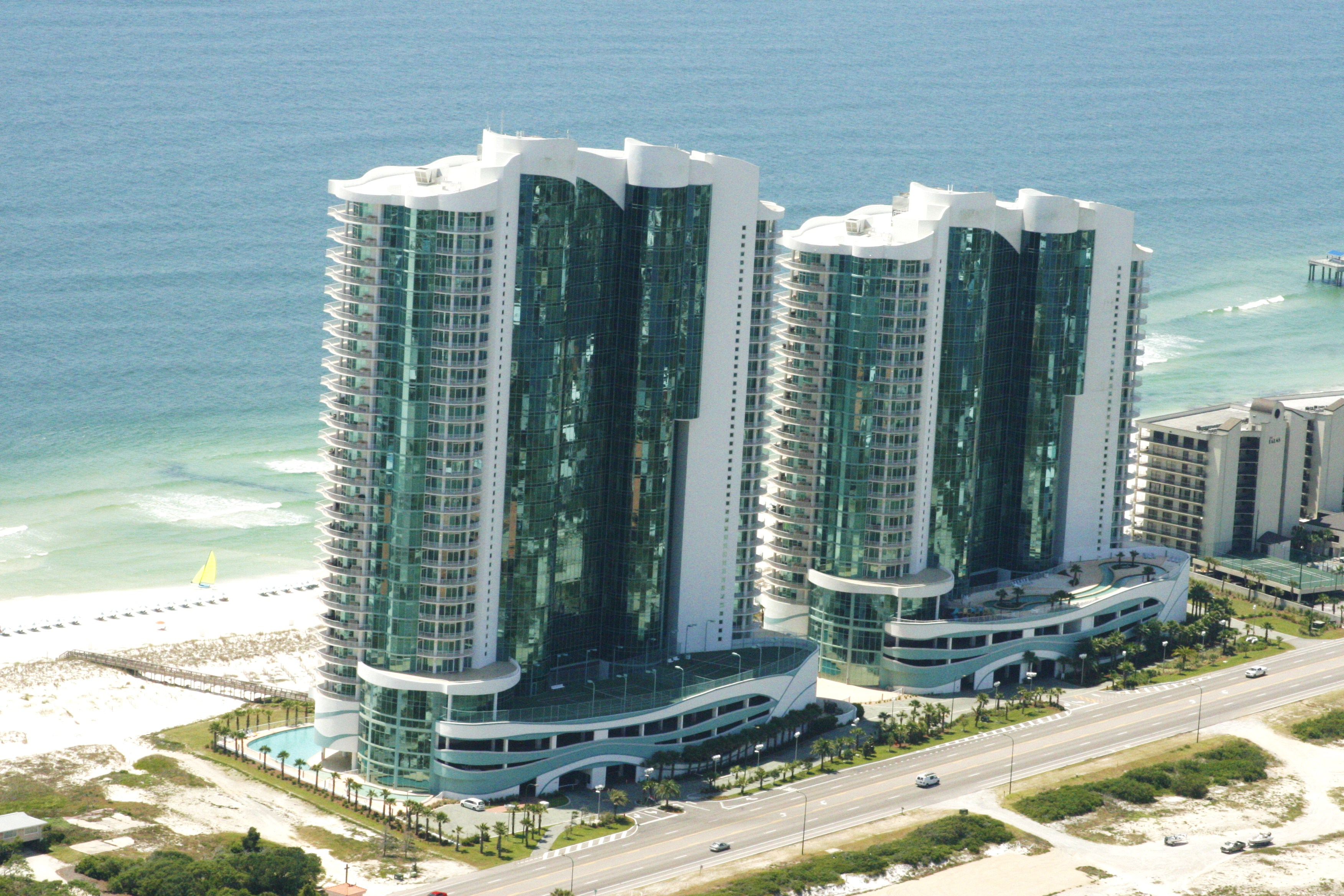 Turquoise Place Amenities